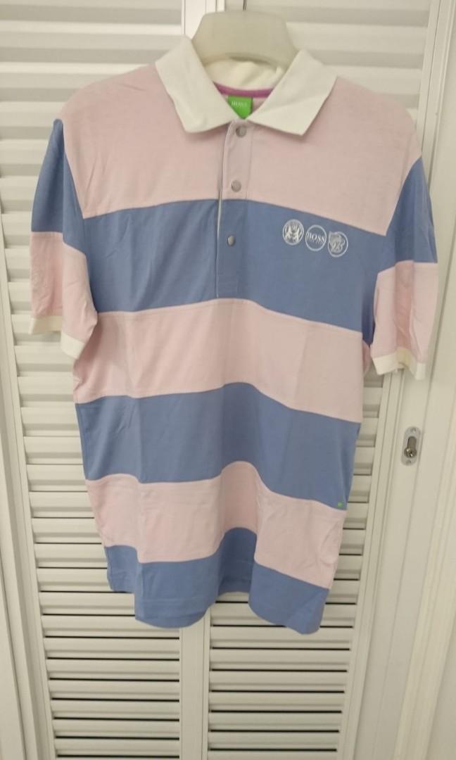 74b121361d631 Preloved Hugo Boss Polo Shirt (Bought from Estonia), Men's Fashion ...
