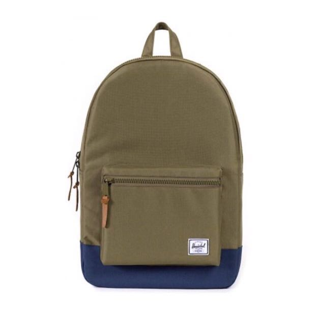 5cded91f02c PREORDER  HERSCHEL SUPPLY SETTLEMENT BACKPACK (ARMY GREEN NAVY ...