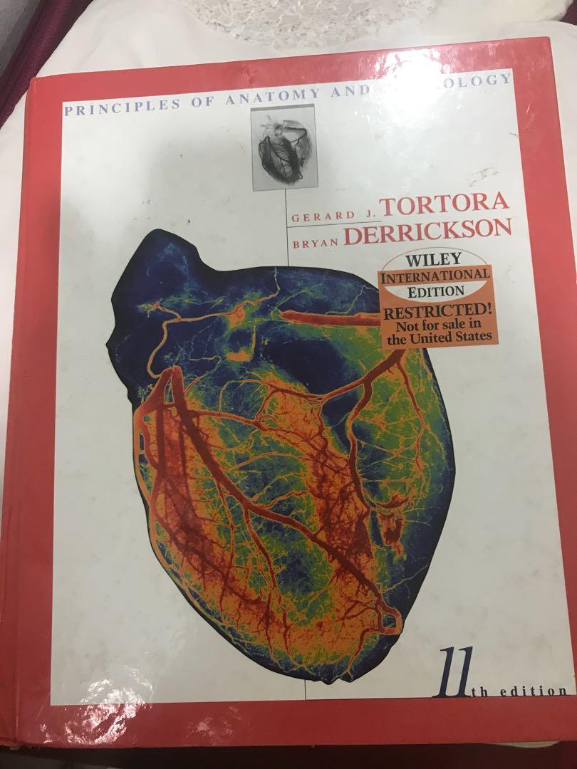 Atemberaubend Tortoras Principles Of Anatomy And Physiology Set 15e ...