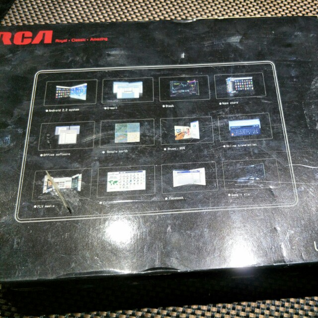 RCA media player