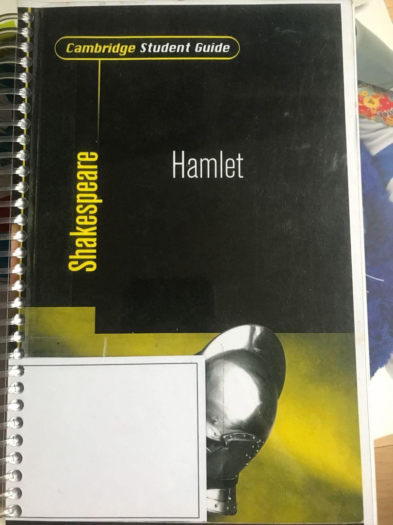 Shakespeare's Hamlet Cambridge Student Guide
