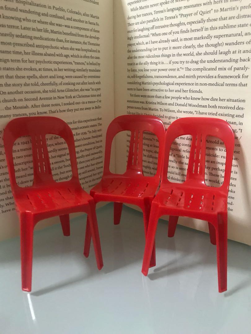 Singapore Plastic Chair icon, Design & Craft, Handmade Craft