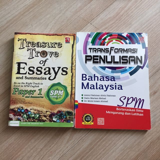Spm Contoh Karangan  English Essay Writing  Textbooks On Carousell Photo Photo
