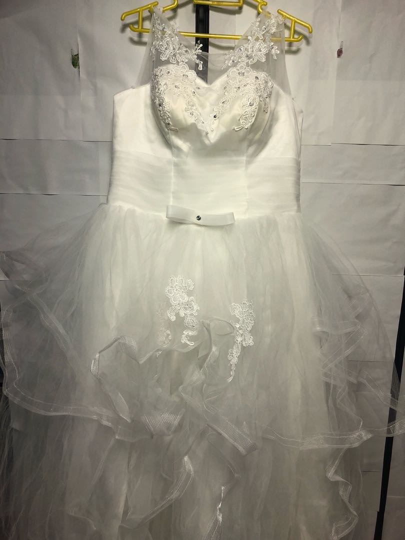 Wedding Dress (White Gown)