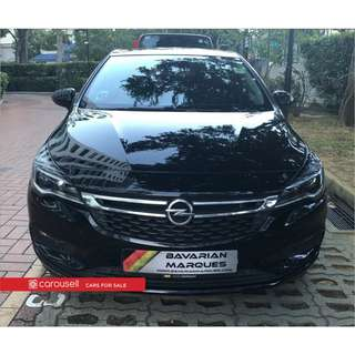 Opel Astra 1.0A