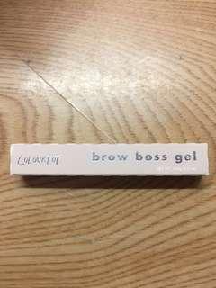 🚚 Colourpop brow boss gel眉毛雨衣