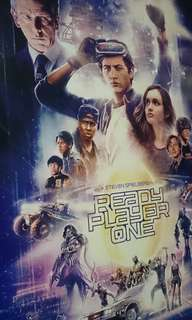BN - Ready Player One Poster
