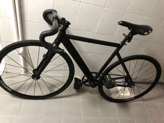 (FAST DEAL $550)Aventon frame with rinpoch wheels ONLY