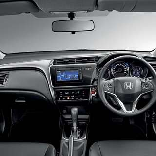 Original Honda City Hybrid Double Din