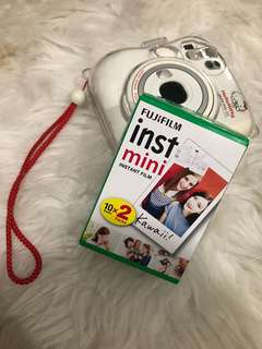 Instax Mini 10x2 pack (PROMO)