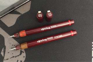 Rotring 2000 isograph