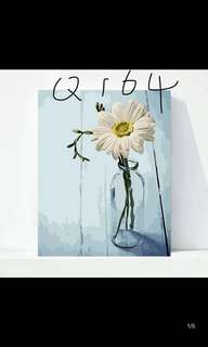 DIY Canvas Painting By Numbers 40X50