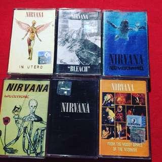 kaset nirvana combo