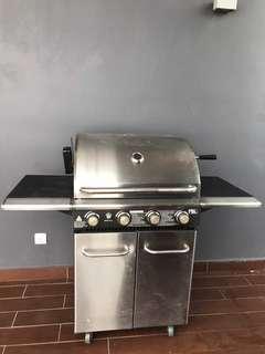 Tuscani BBQ GRILL GRANDE 4B