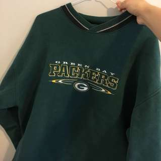 greenbay packers sweater