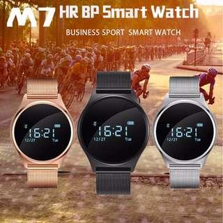 Smart Watch M7 BLUETOOTH 4.0 HEART RATE