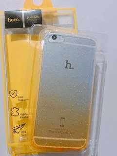 Gradient hoco glittered iphone 6/6s plus case