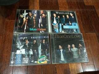Blue Westlife CD