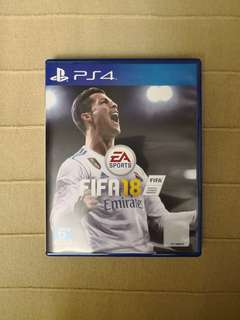 Fifa 18 PS4 (Willing to trade for games)