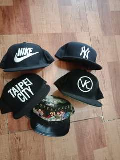 Remix. Nike帽子