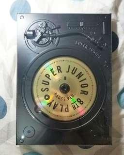 super junior 8輯 pause