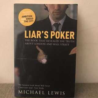 Michael Lewis - Liar's Poker