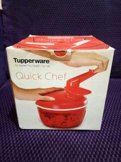 Tupperware quick chef#mausupreme