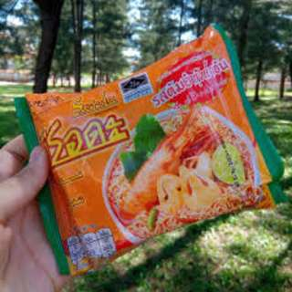 Creamy Tomyam Shrimp Flavour