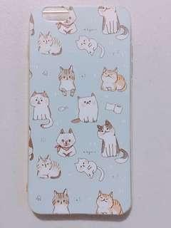 Cute cats iphone 6/6s plus case
