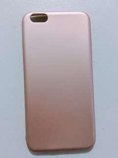 Rose gold iphone 6/6s plus case