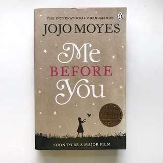 Me Before You (Buku Import)