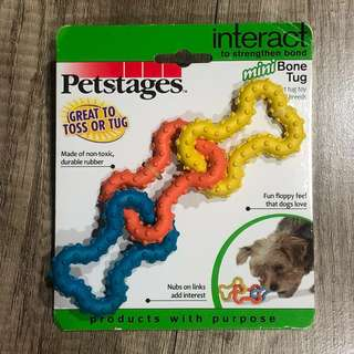 Petstages Mini Bone Toy for Small Breeds