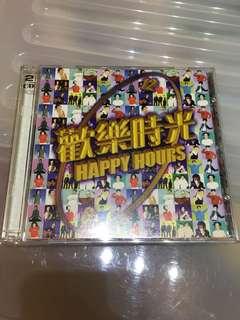 1999...歡樂時光Happy Hours-CD+VCD