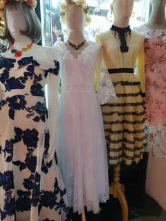 ROM White dress, Bride Dress- Brand New
