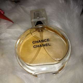 Perfume Collection: Chanel Chance Gold
