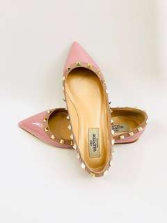 Valentino同款平底鞋