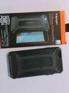 Original spigen iphone 6/6s plus case