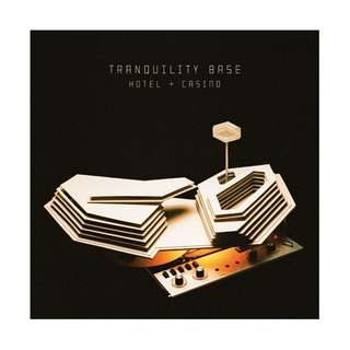 [VINYL] Tranquility Base Hotel + Casino - Arctic Monkeys [LP]