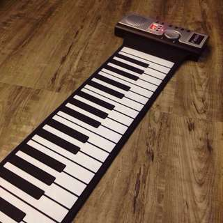 Soft Foldable Keyboard Piano