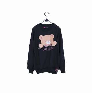 Sweater Bear Lucu