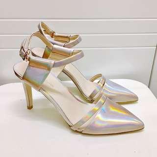 Venilla Suite rose gold pumps 玫瑰金高跟鞋