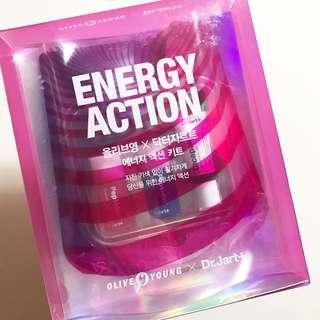 Dr. Jart+ Energy Action Kit 連鏡