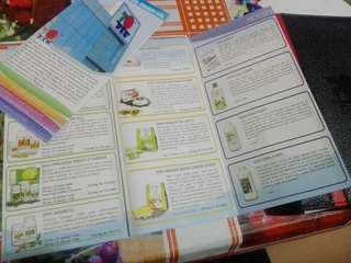 DXN PRODUCTS Aloe Vera Series