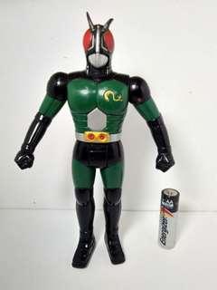 Kamem Masked Rider Rx Black
