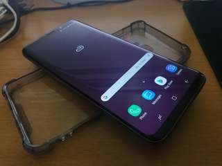 Samsung Galaxy S9 Plus Duos 128gb Lilac Purple