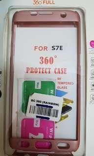 Samsung S7 edge 360° Protective Case