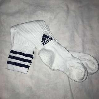 ADIDAS soccer knee high socks