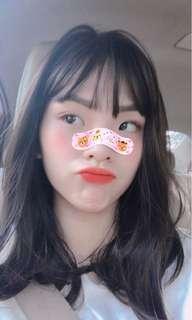 Wig (Natural Korean Style)