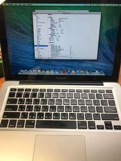 macbook pro 2014出產 2012中