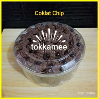 Kue chocolate chips